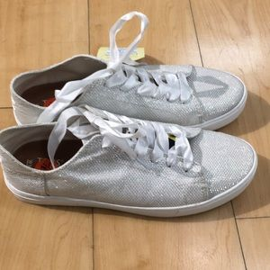 New Women's Toms BLING Sneakers Tennis Shoes 9.5